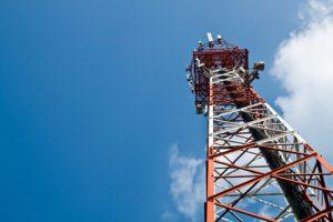 mobiltelefon torony